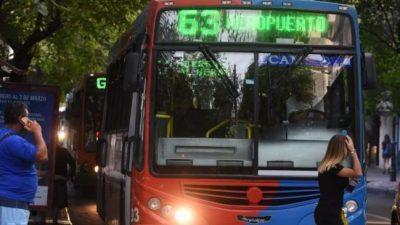 El último año el precio del boleto de micro en Mendoza subió casi 40%