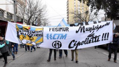 Los intendentes rionegrinos esperan definiciones antes de ofrecer aumentos