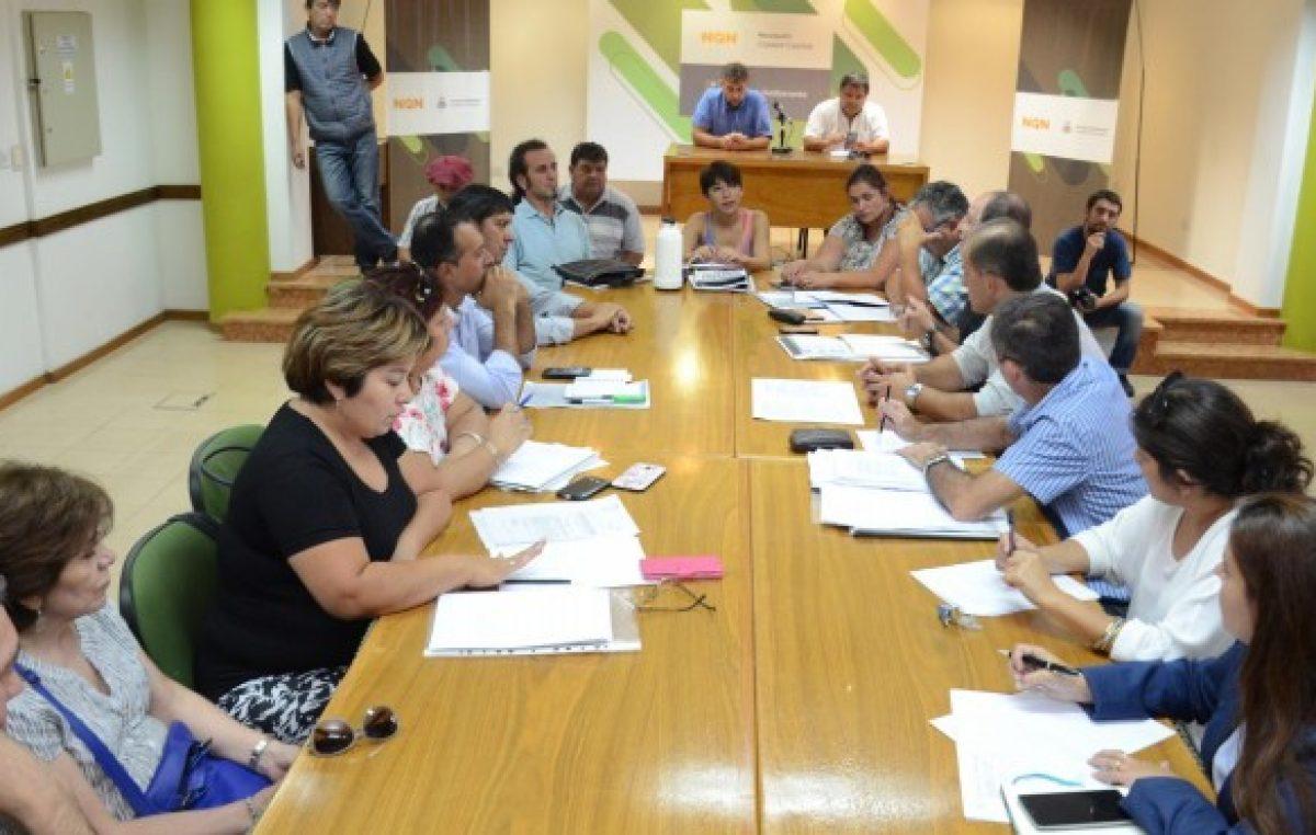 Concejales neuquinos intentan frenar la suba de aportes para municipales