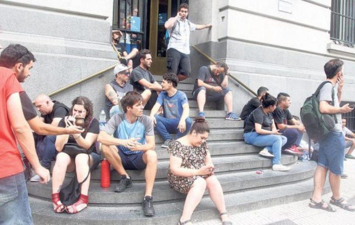 Un verano negro para los trabajadores