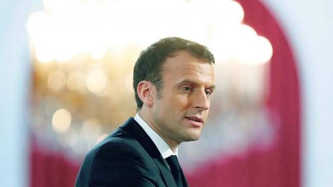 Francia: Limpiar lo falso o limitar a la prensa