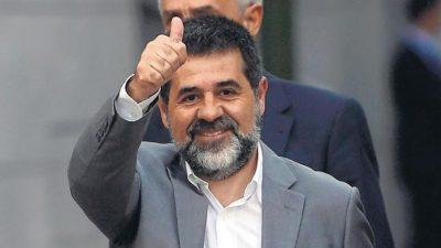Jordi Sánchez al gobierno…