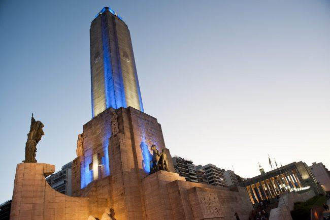 Preocupación en Rosario por el atraso de Nación en los pagos de la obra del Monumento