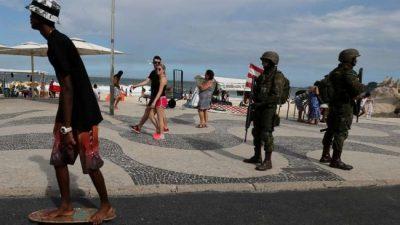 Río: Los militares, con licencia para matar