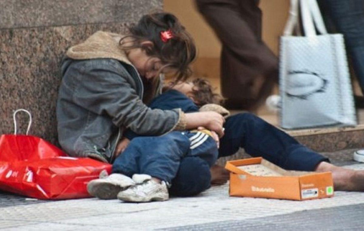 Una ciudad cada vez más desigual y empobrecida