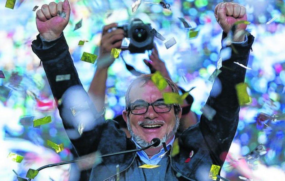 La ex guerrilla de las Farc se retira de la contienda presidencial