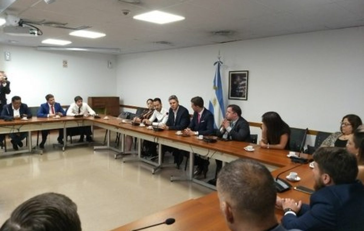 Santa Fe: Grandinetti propone crear un fondo nacional para municipios