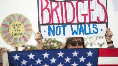 California alza la voz contra el muro