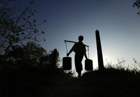 Cinco mil millones de personas pueden afrontar carencia de agua potable en 2050