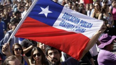 Un fallo del Tribunal Constitucional jaquea logros de la reforma educativa chilena