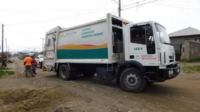 La provincia intimó a la Municipalidad de Bariloche por las tareas insalubres de los empleados