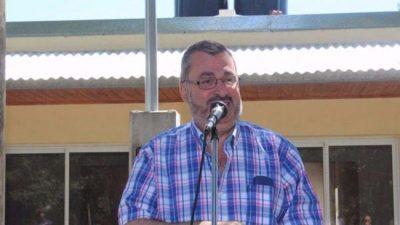El Intendente de Alem desafió a Vidal con la paritaria: Ofreció 25% de aumento y bono