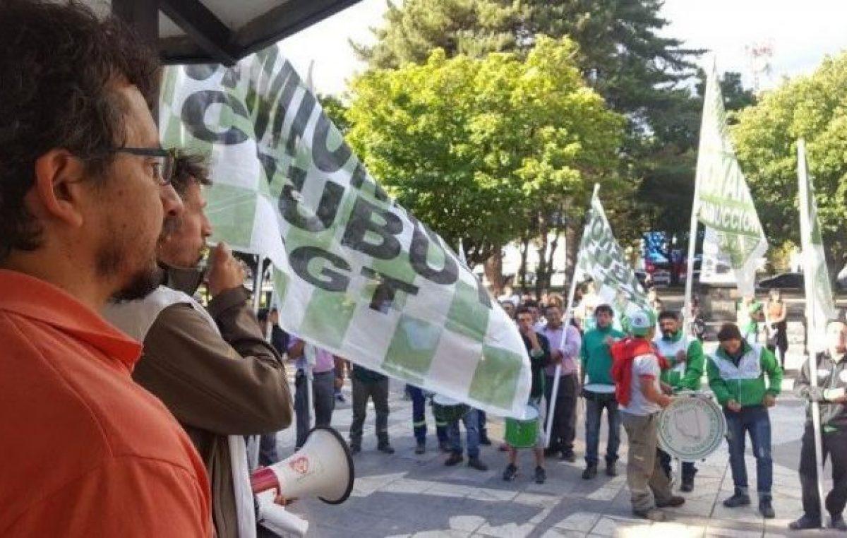 SOEME Esquel rechazó oferta del Ejecutivo y sostiene pedido del 15% de aumento