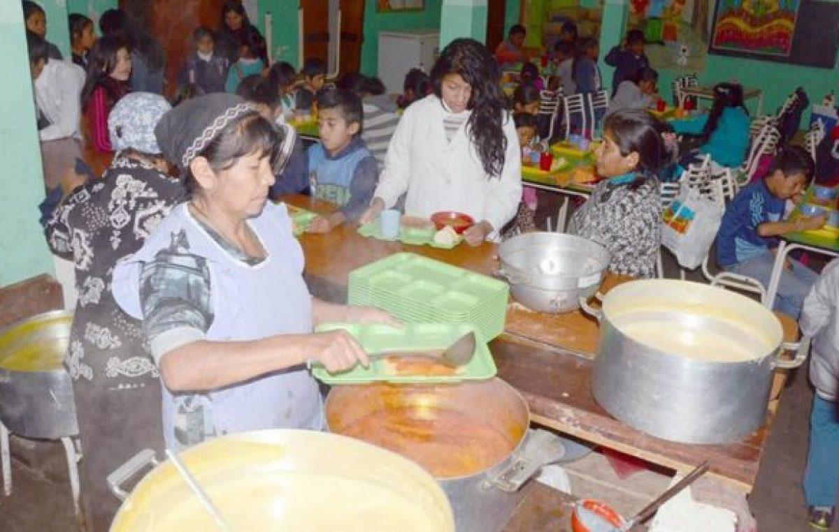 La pobreza crece en Jujuy y los comedores necesitan ayuda del Gobierno para no cerrar