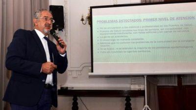Jefes comunales de Jujuy apoyan Plan Estratégico de Salud