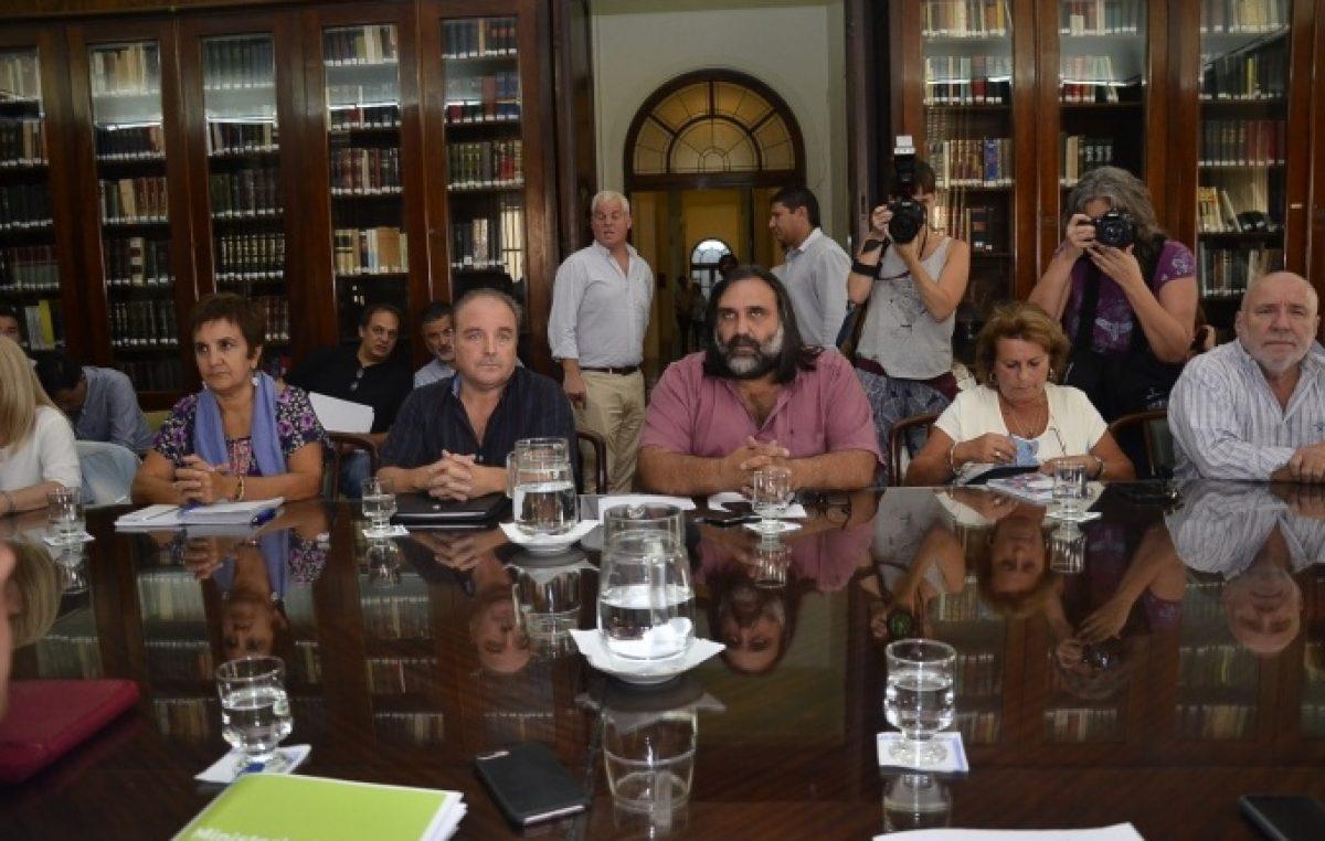 Para la Provincia de Buenos Aires, los docentes le ganaron a la inflación en el binomio 2016-2017