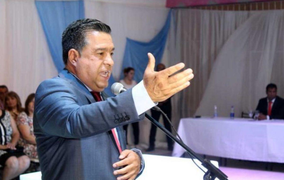 Clodomira: Herrera anunció el aumento del 20% para empleados municipales