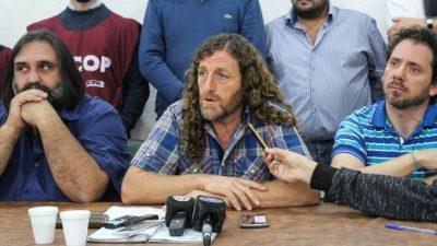 Paritarias bonaerenses: Estatales, docentes, médicos y judiciales instalarán una carpa frente a gobernación