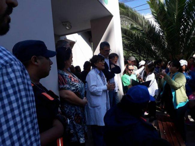 Ni extranjeros, ni locales: quitan ambulancias y guardias médicas del hospital de Maimará