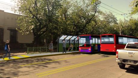 """Godoy Cruz se adelanta y construirá el primer """"Metrobús"""""""