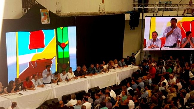 """El PJ unido contra el Gobierno: """"No somos dialoguistas ni tendemos puentes"""""""
