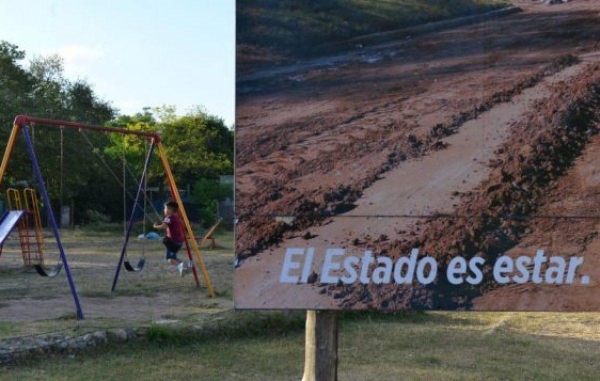 Urbanización de 10 villas cordobesas: una promesa al 6%