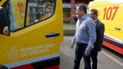 El intendente de Córdoba atacó y la Provincia respondió que ayuda a la Capital