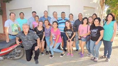 Villa María: Habilitan la casa del estudiante para hijos de municipales de la región