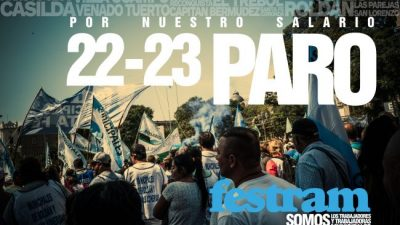 Municipales santafesinos ratifican el paro de 48 horas para Jueves y Viernes
