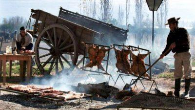 Turismo de puestos rurales: Lavalle sale a mostrar su Semana Santa