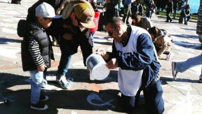 """Soyem Bariloche: """"hay un pueblo con memoria que no olvida y no perdona las atrocidades"""""""