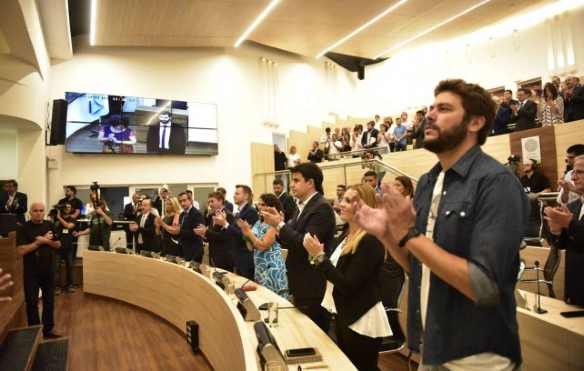 Rosario: Apoyo del Concejo al pedido de Fein por fondos para los Bajos del Saladillo