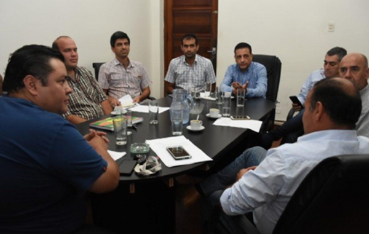 Intendentes catamarqueños presentaron las rendiciones del Fondo de Desarrollo Municipal