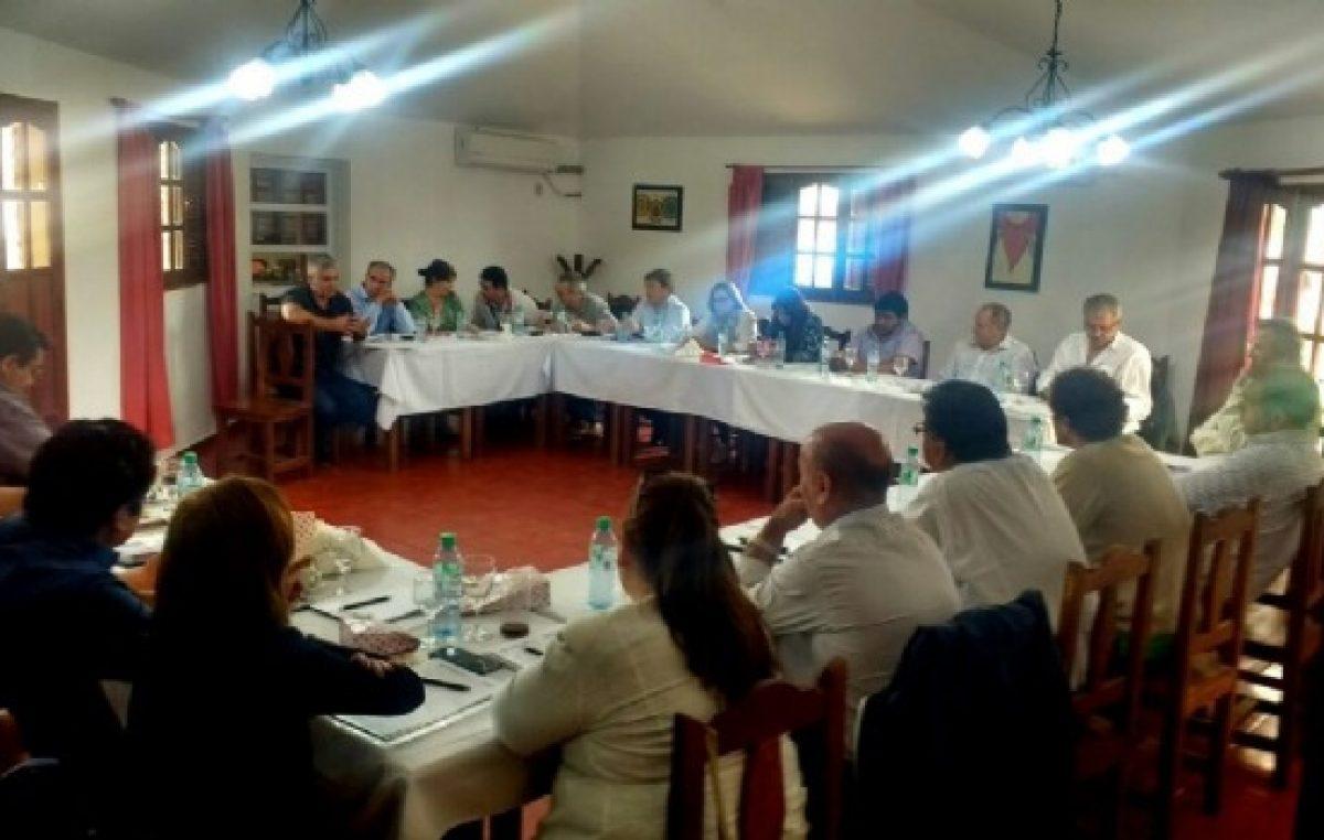 Intendentes y legisladores catamarqueños desconocen el Consenso Fiscal Provincia/Municipios