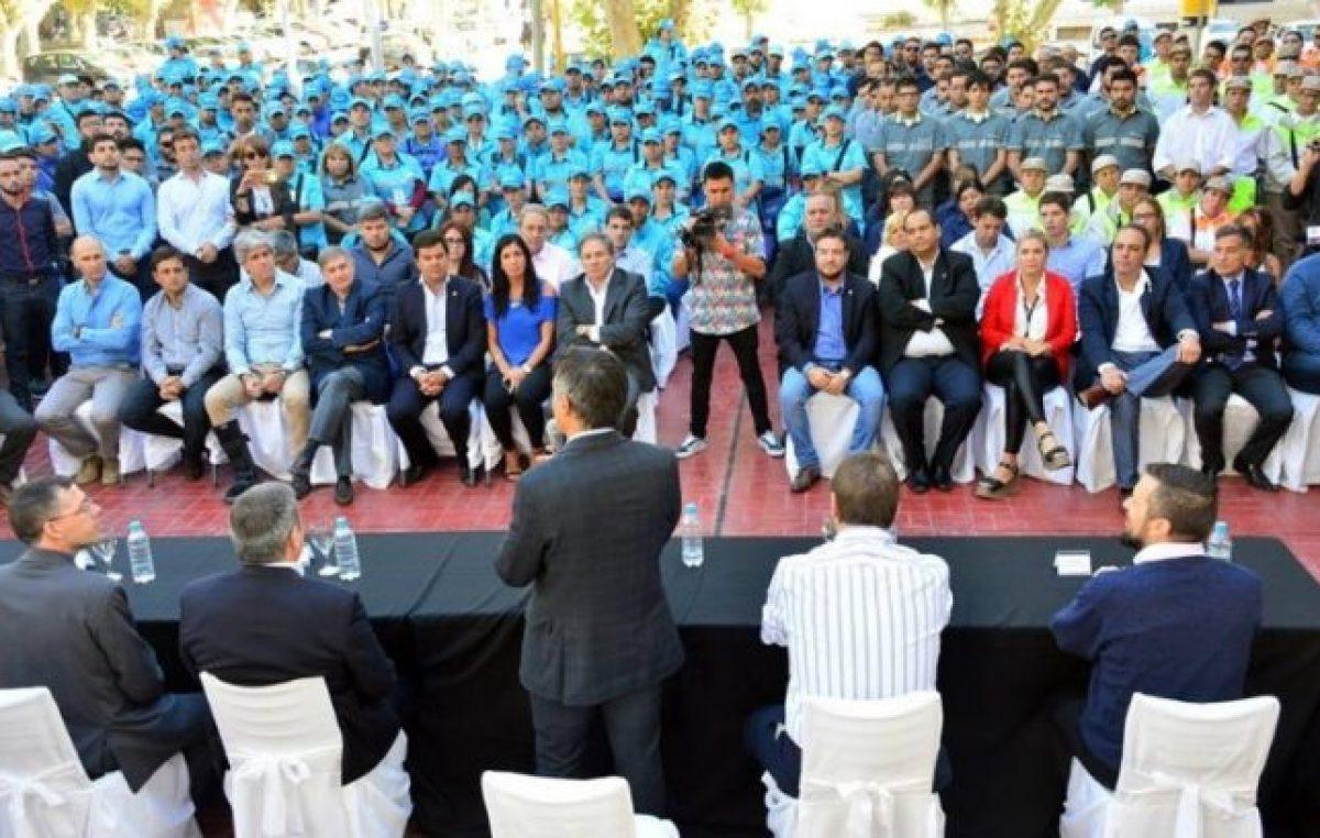 Tres Servicios Municipales de San Juan recibieron la certificación de calidad IRAM ISO 9001:2015