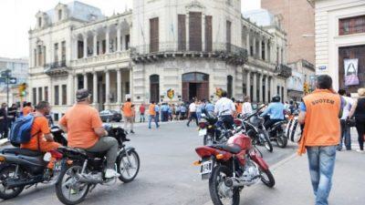 Malestar de los gremios municipales de Paraná tras la suba salarial por decreto