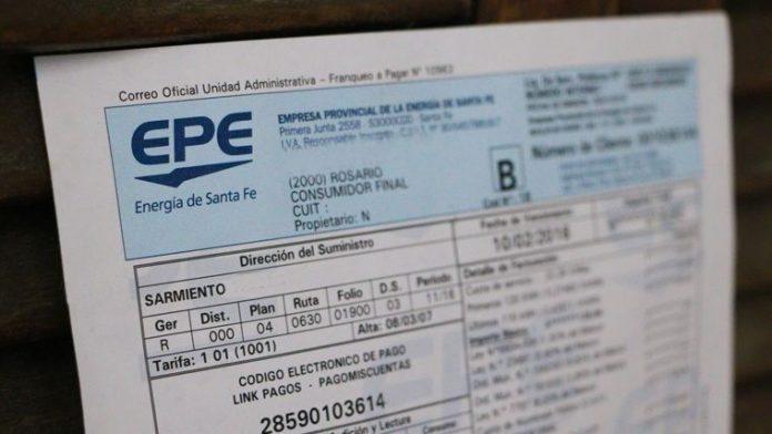 Al dueño de una Pyme de Totoras le llegó una factura de luz de $272 mil