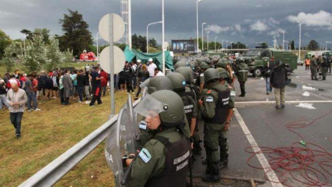 Para defender la protesta social