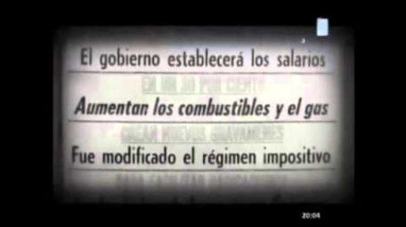 El modelo de la dictadura