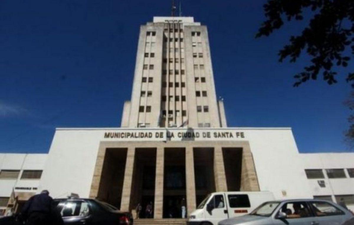 El municipio de Santa Fe defendió el 16,5% ofrecido en paritaria