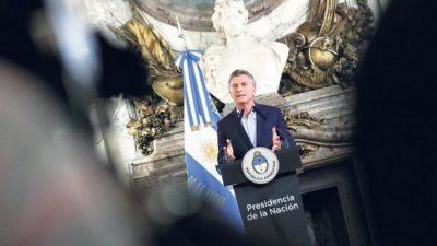 El mundo ideal de Macri