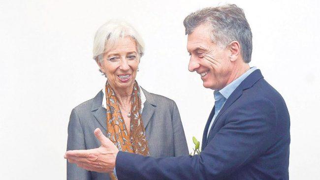 El FMI vino a felicitar y reimpulsar el ajuste
