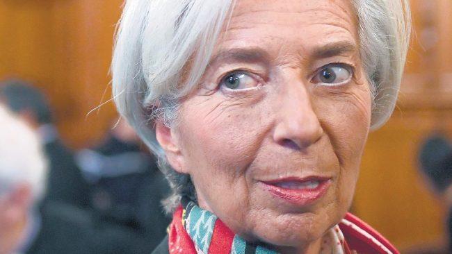 El FMI está mirando
