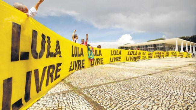 Un fallo del STF dejó a Lula libre y en carrera