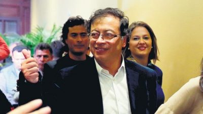 Sorpresas en el Parlamento colombiano