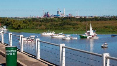 """Asamblea Ambiental: """"Gualeguaychú quiere saber que aire está respirando"""""""
