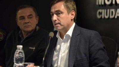 Subir al intendente de Córdoba al escenario provincial