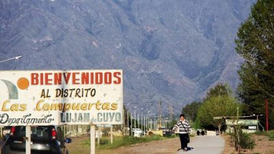 Conflicto limítrofe: más de la mitad de los habitantes ya pasó a Luján
