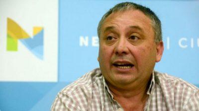 Sitramune acusó al intendente de Neuquén por la caja jubilatoria en crisis
