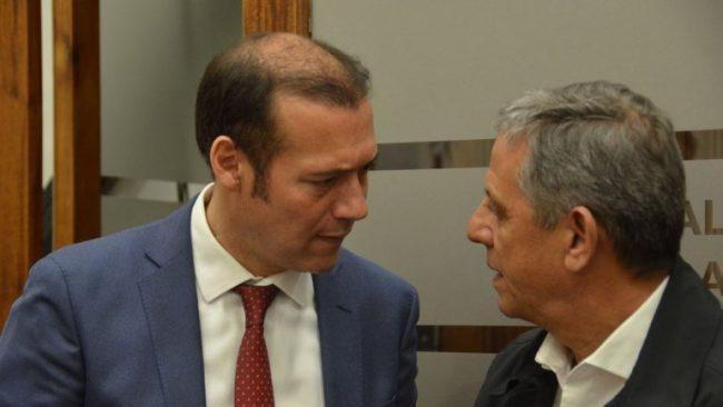 El intendente de Neuquén demandará en el TSJ a Gutiérrez por las regalías